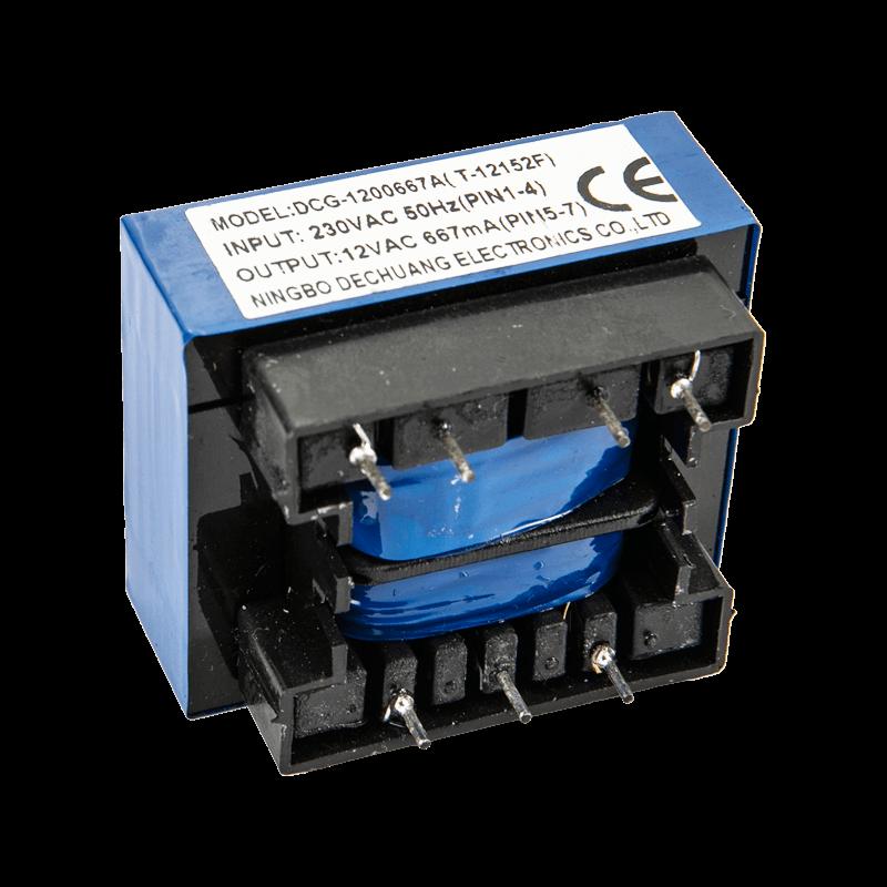 输入110/230VAC 输出12VAC 变压器