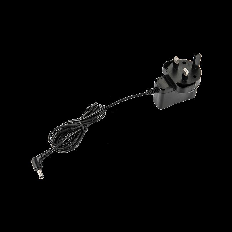 CE GS认证英式5VDC开关电源适配器