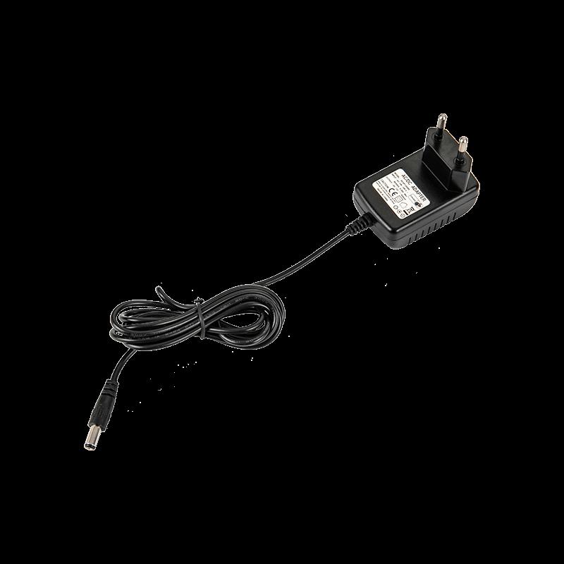 CEGS认证欧式插头12VDC 1A开关电源适配器
