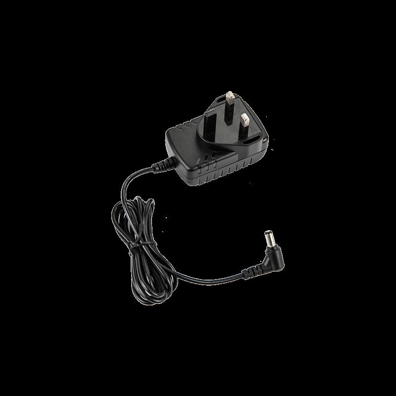 CE GS认证英式12VDC 2.0A开关电源适配器
