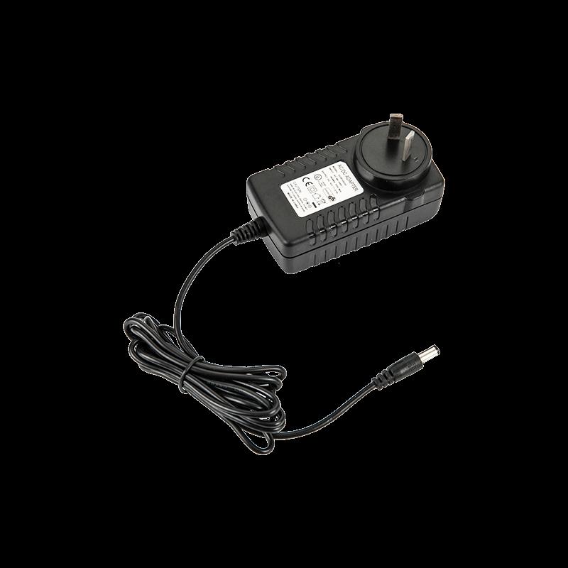UL认证澳式12VDC 2.5A开关电源适配器